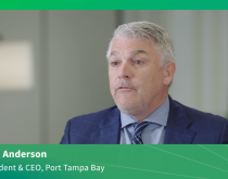 Port of Tampa CEO