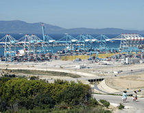 APM Terminals, Tangier, Morocco, Africa