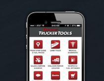 Trucker Tools smartphone app.