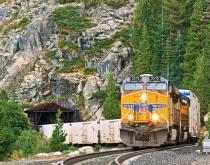 Union Pacific Railroad.