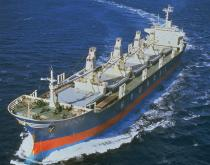 Hyundai bulk carrier