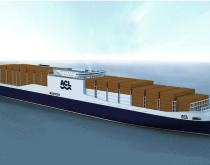 New roll-on, roll-off ship design for Atlantic Container Line
