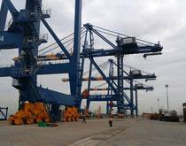 Adani Ennore Container Terminal.