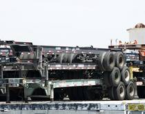 Chassis stack in the United States.