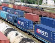 China-Europe rail.