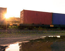 The fastest shipments by rail on Asia-Europe take around 15 days, compared with 33 days by ocean and three days by air.
