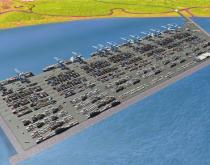The Moin Container Terminal