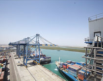 Millions of TEUs in capacity are being added to the port of Mundra, pictured, which is the flagship of Adani Ports and Special Economic Zone.