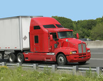 High inventories continue to drag on demand for trucking and transportation services.