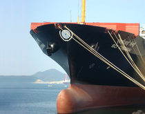 Shipping Corporation of India, a ship of which is pictured, and Shreyas Shipping and Logistics blamed weak demand and freight rates for their first-quarter peformances.