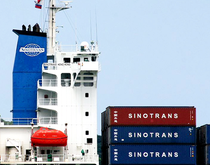 Sinotrans Shipping's experience in the intra-Asia trade in the first half seems to have been less turbulent than other container lines with a focus on the region.