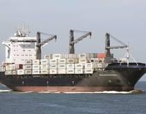 Maersk SeaLand.
