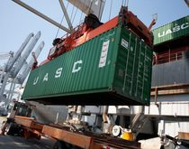 United Arab Shipping Company will charge shippers for the creation of VGM data.