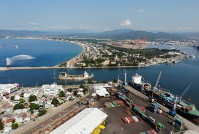 Mexican port volumes in 2019 lowest in six years on slowing economy