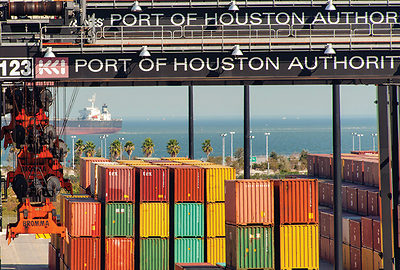 Port of Houston, Texas