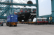 APL India at berth