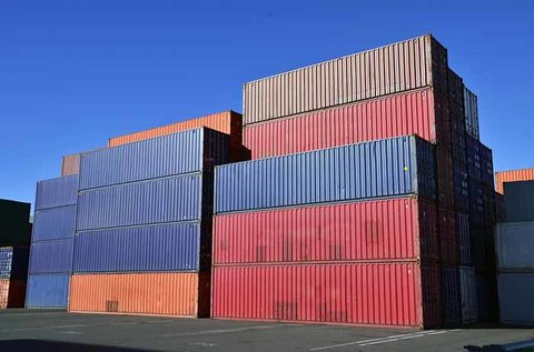 SOLAS verified gross mass VGM IMO container weights China