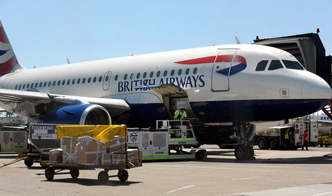 While general freight demand has taken a hit, premium services offered by International Airlines Group are growing on a tonnage basis.