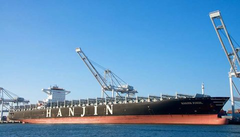 A container line's ships won't be empty if it goes under, making it harder still for shippers to see the signs they need to avoid disruption like that caused by Hanjin Shipping's insolvency.