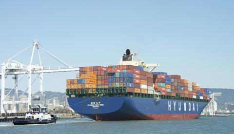 Mega-ships and the 2M Alliance are both critical features of Hyundai Merchant Marine's efforts to stabilize its finances.