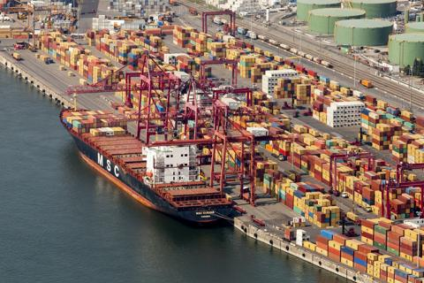 One way for container lines to cut costs without impacting service is technology, but the current market means some efforts have been put on hold or abandoned.