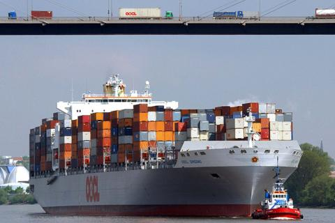 OOCL is joining several other container lines an effort to prop up rates via general rate increases on August 1.