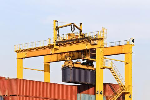 The shipping industry is still trying to absorb containers purchased in 2014 as supply continues to exceed demand.
