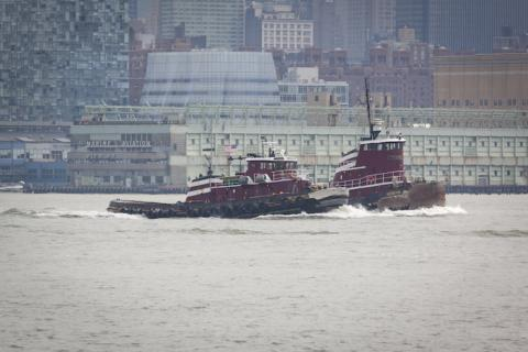 McAllister tugs in New York