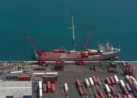 Container lines focused on calling at Caribbean ports such as St. Thomas in the U.S. Virgin Islands, pictured, have found themselves facing stronger competition from global majors.