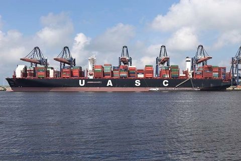 This is the first time United Arab Shipping Company's financials have been made public, revealing that the company's poor operating margins were exceeded only by Hanjin Shipping and Hyundai Merchant Marine.
