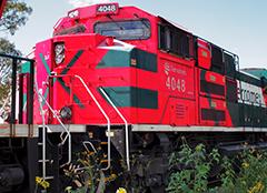 Ferromex Railroad