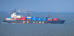 SM Line Container Shipping News