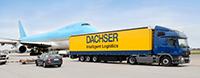 Dachser trailer