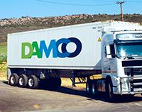 Damco truck trailer