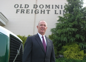 David Congdon, president and CEO, Old Dominion Freight Line