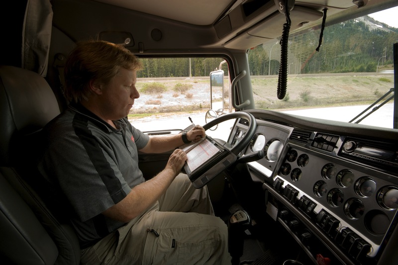 A federal appeals court has upheld most new hours of service rules for truck drivers