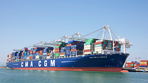 CMA CGM Container Shipping