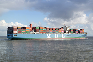 MOL Containership